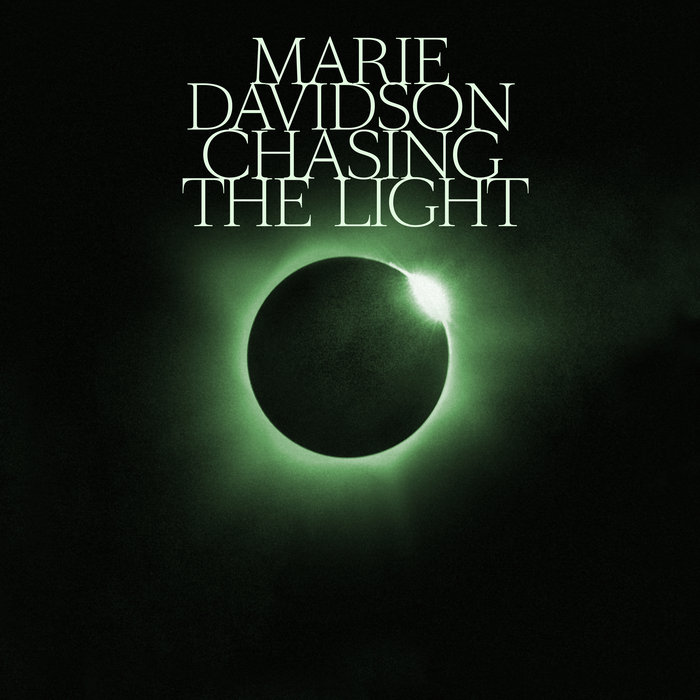 MARIE DAVIDSON - Chasing The Light