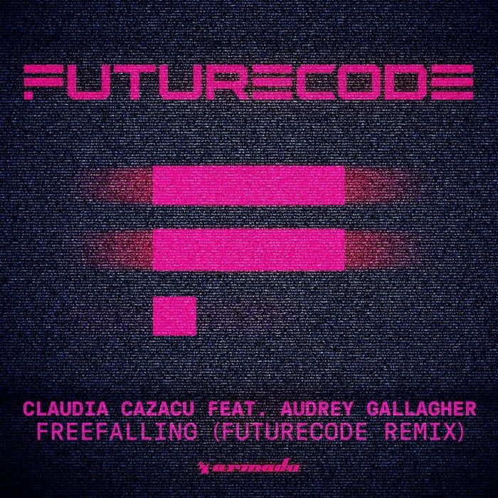 CLAUDIA CAZACU feat AUDREY GALLAGHER - Freefalling