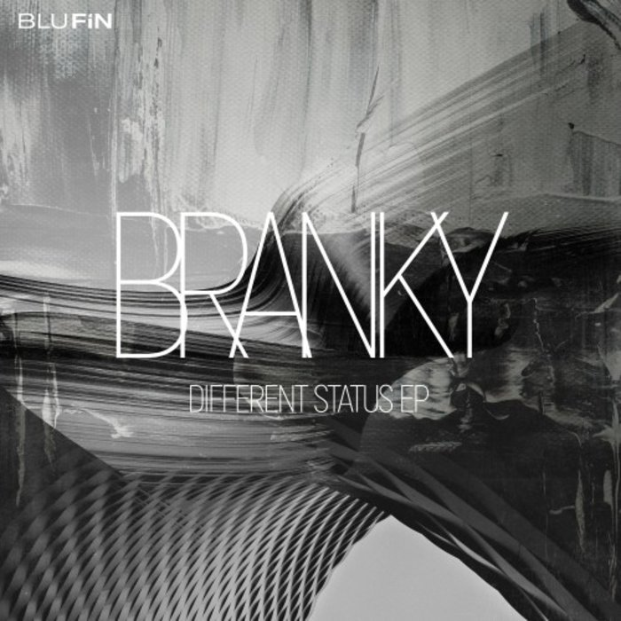 BRANKY - Different Status EP