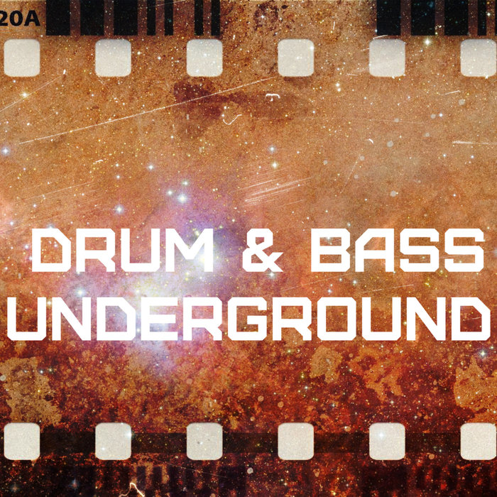 VARIOUS/GROOFEO - Drum & Bass - Underground