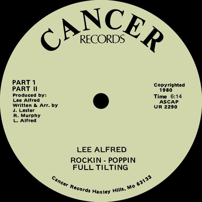 LEE ALFRED - Rockin Poppin Full Tilting