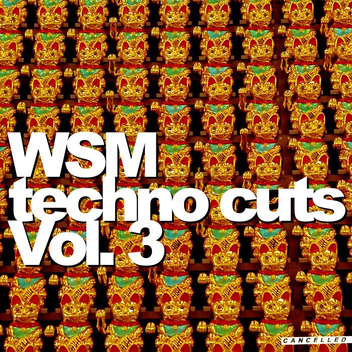 VARIOUS/WSM - Techno Cuts Vol 3
