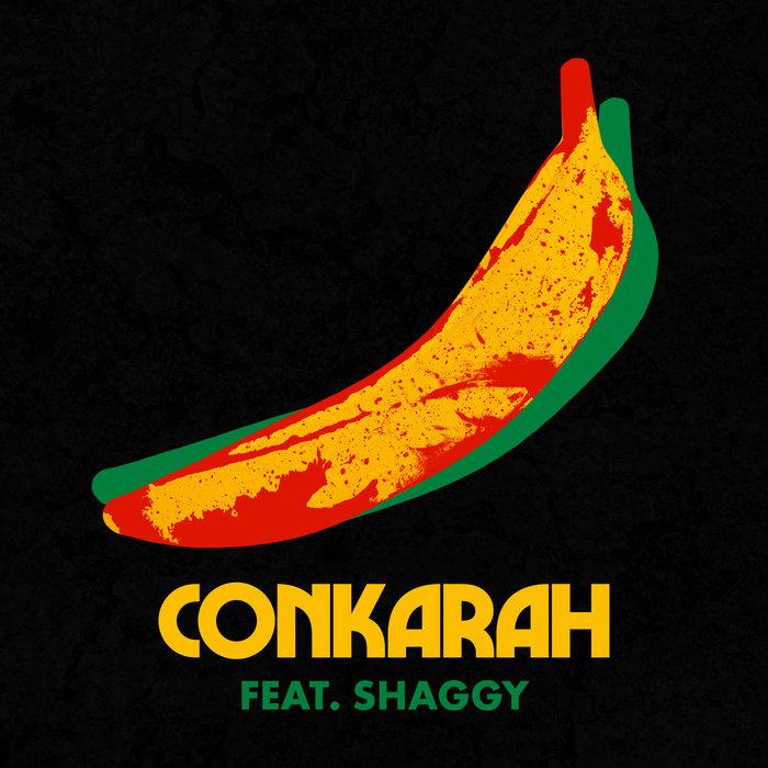 CONKARAH feat SHAGGY - Banana