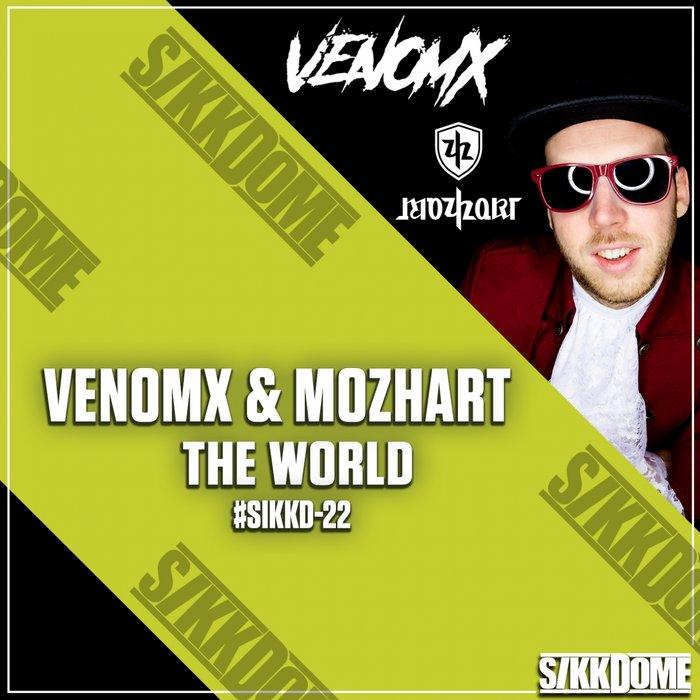 VENOMX/MOZHART - The World