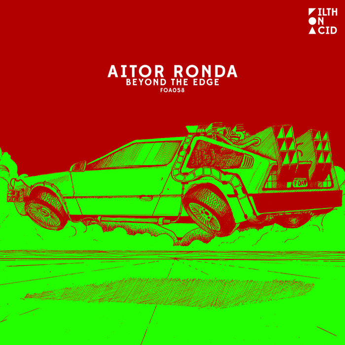 AITOR RONDA - Beyond The Edge