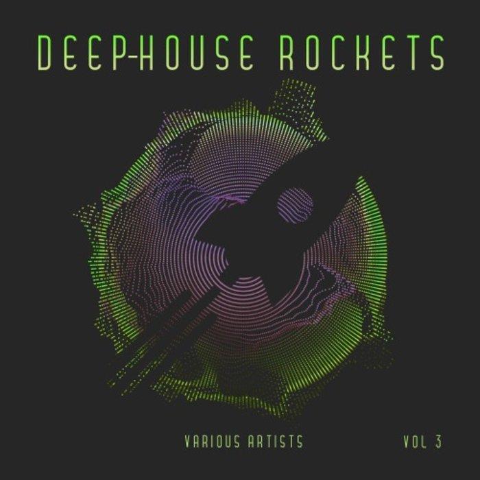 VARIOUS - Deep-House Rockets Vol 3