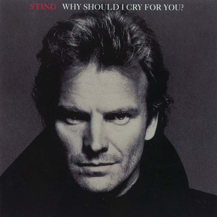 STING - Why Should I Cry For You?