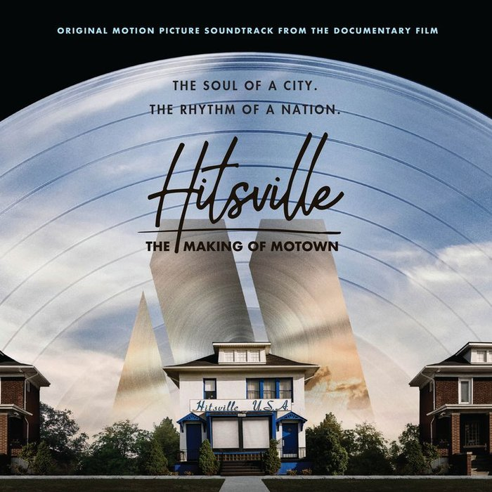 VARIOUS - Hitsville: The Making Of Motown (Original Motion Picture Soundtrack)