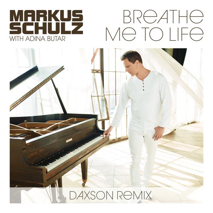 MARKUS SCHULZ & ADINA BUTAR - Breathe Me To Life