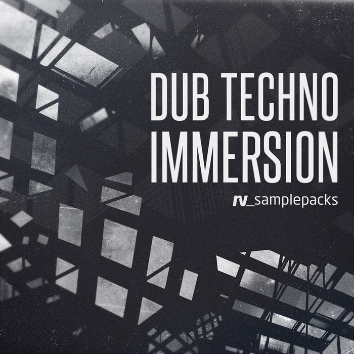 RESONANT VIBES - Dub Techno Immersion (Sample Pack WAV/APPLE/LIVE/REASON)