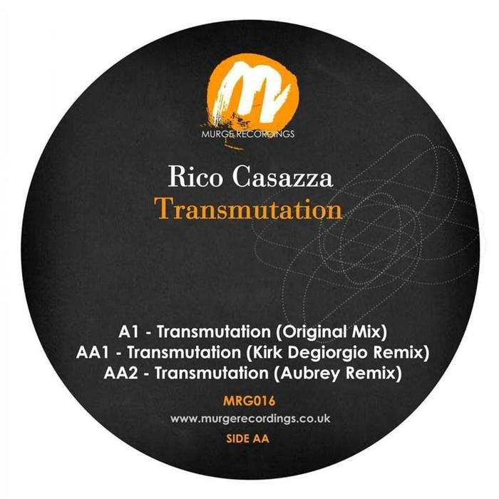 RICO CASAZZA - Transmutation