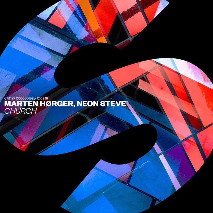 MARTEN HORGER/NEON STEVE - Church