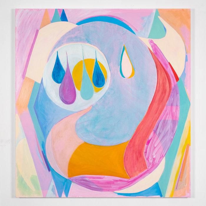 FOUR TET - Anna Painting