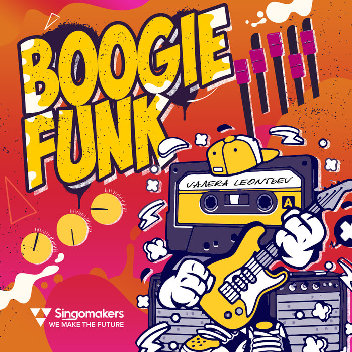 SINGOMAKERS - Boogie Funk (Sample Pack WAV/APPLE/LIVE/REASON)