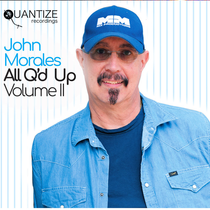 JOHN MORALES/VARIOUS - All Q'd Up Vol II (Deluxe Edition)