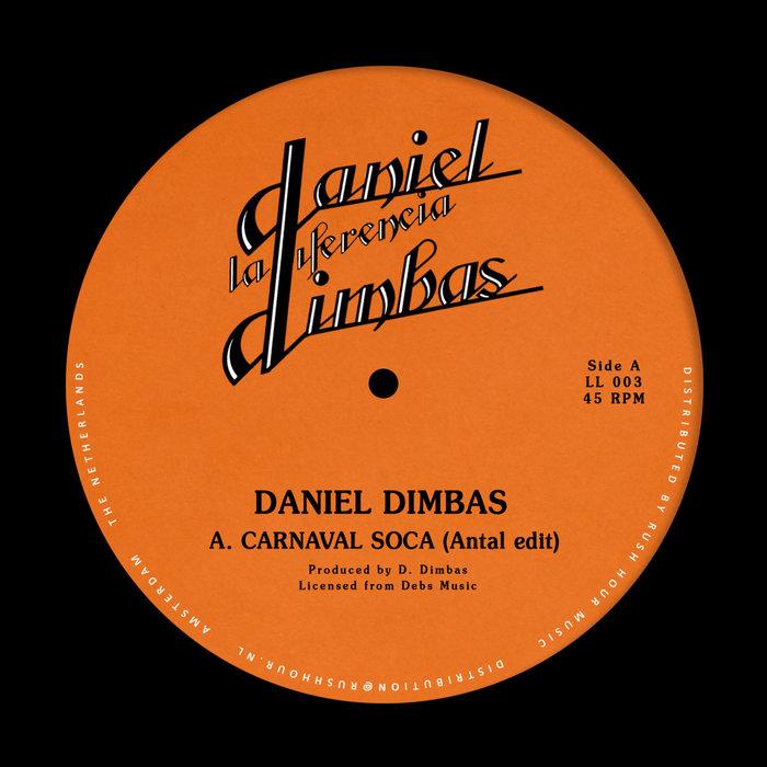 DANIEL DIMBAS - La Differencia (Antal & Palms Trax Edits)