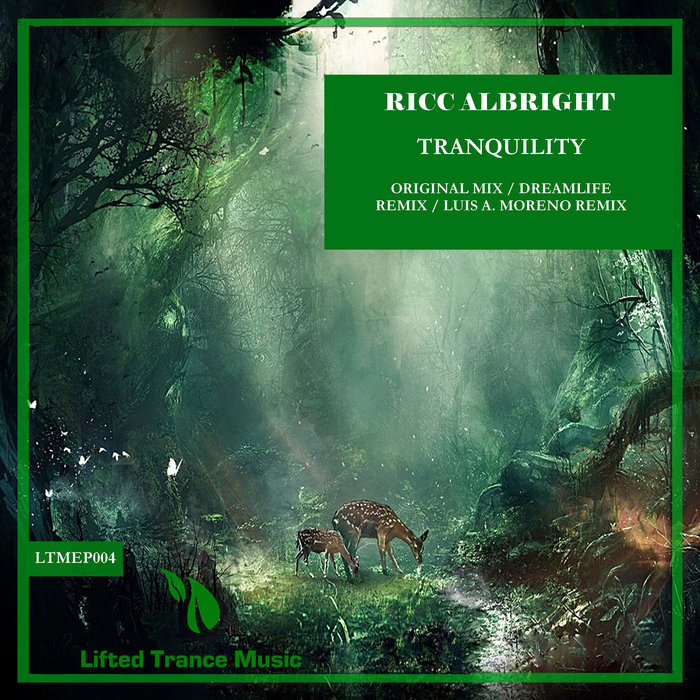 RICC ALBRIGHT - Tranquility