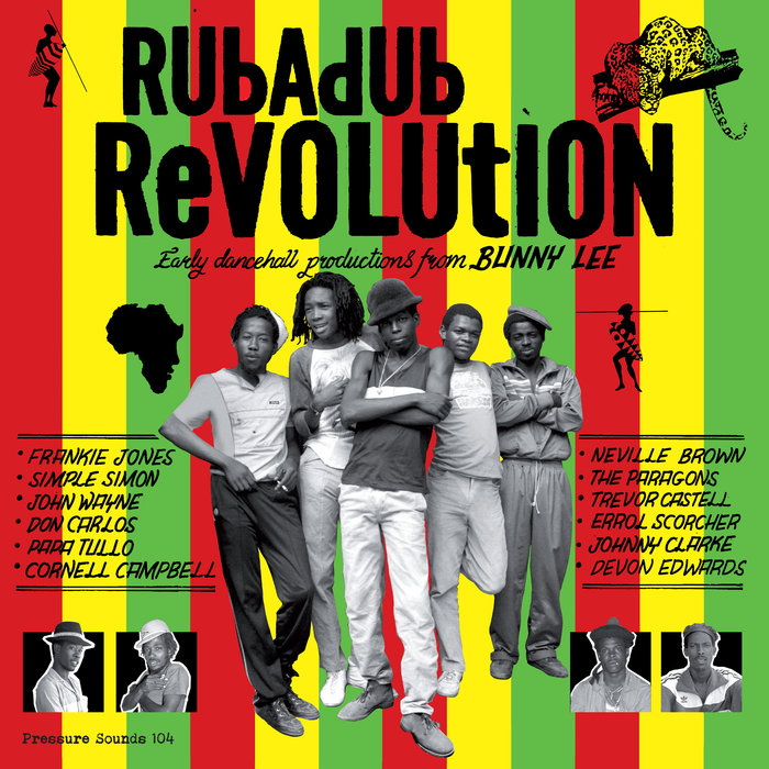 VARIOUS - Rubadub Revolution