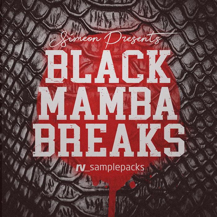 Resonant Vibes: Black Mamba Breaks (Sample Pack WAV/APPLE