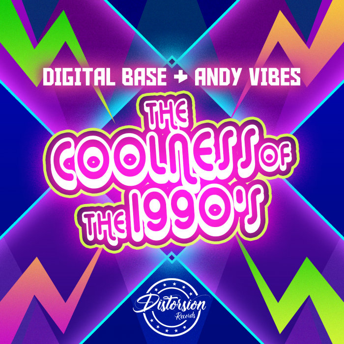 DIGITAL BASE/ANDY VIBES - The Coolness Of The 1990s