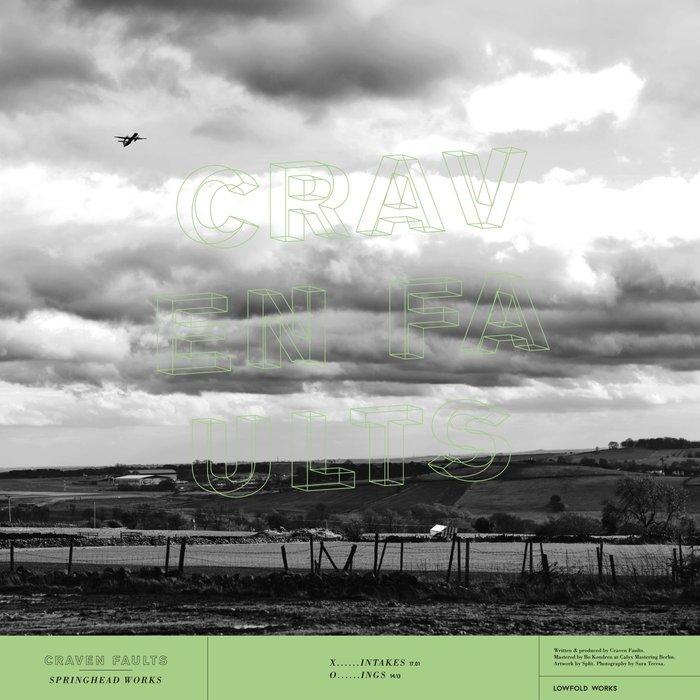 CRAVEN FAULTS - Springhead Works