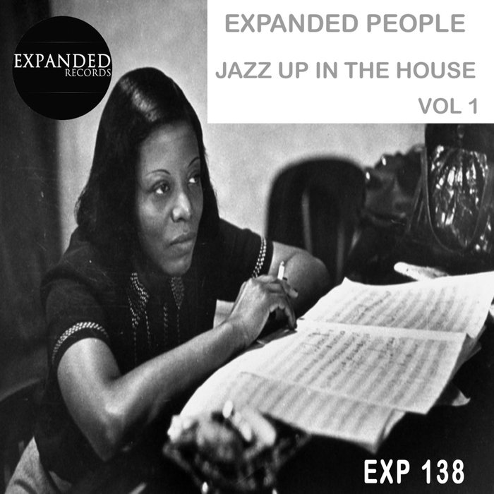 EXPANDED PEOPLE - Jazz Up In The House Vol 1