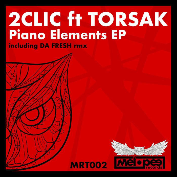 2CLIC feat TORSAK - Piano Elements
