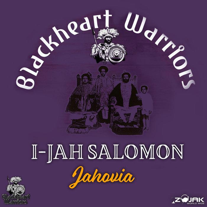 I-JAH SALOMON - Jahovia
