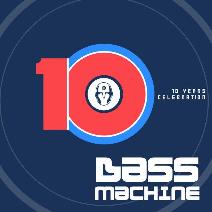 DJ KUMATOZZ/VARIOUS - 10 Years Of Bass Machine (unmixed tracks)