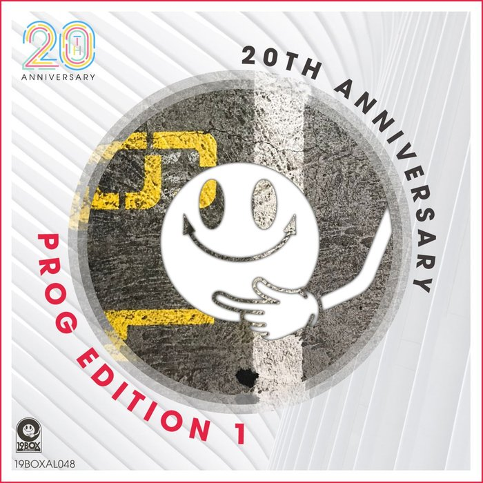 VARIOUS - 20th Anniversary Prog Edition 1