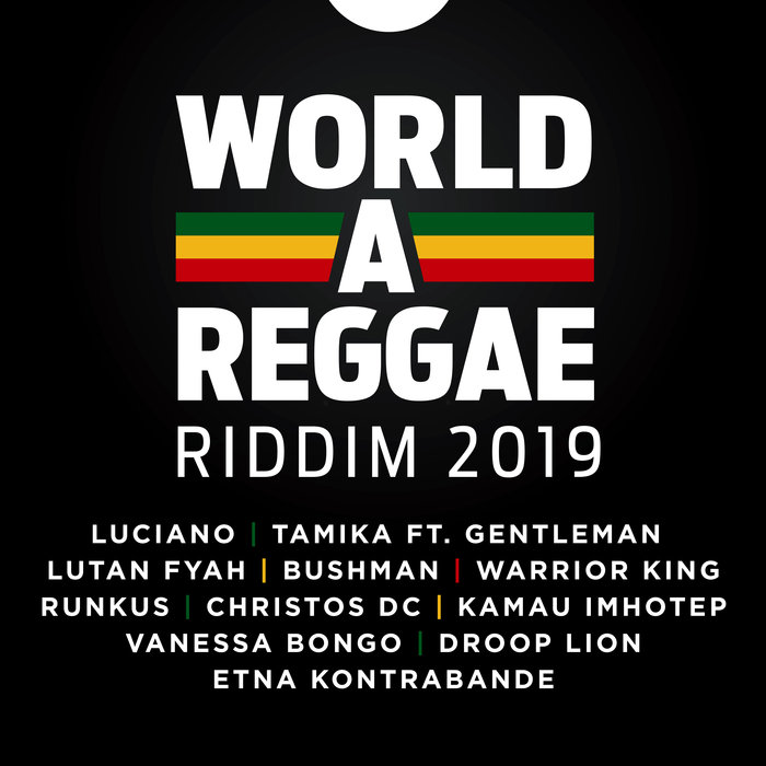 VARIOUS - World-A-Reggae Riddim 2019