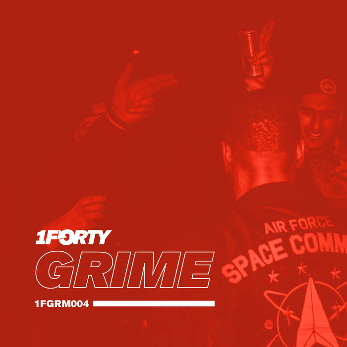 KILLA P/DIZZLE KID/9TRANE X FORK AND KNIFE/HAYZ - 1FGRM004 (Grime)