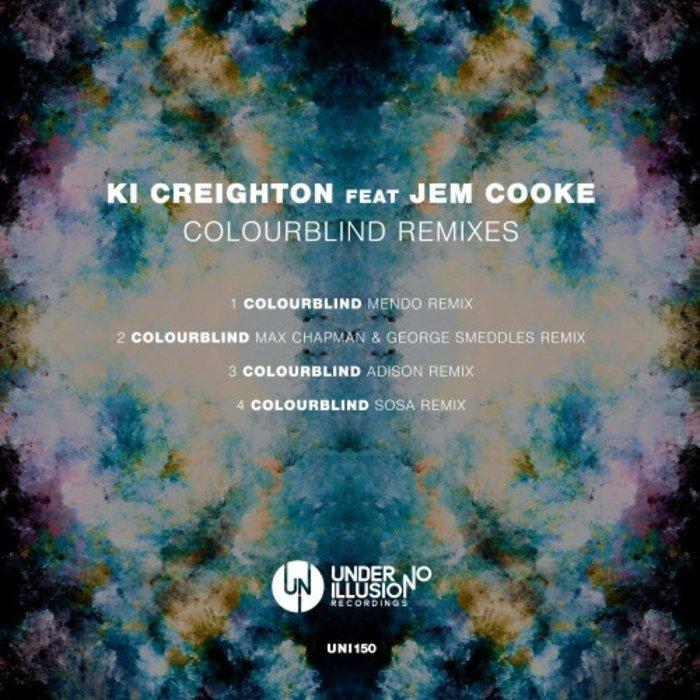 KI CREIGHTON feat JEM COOKE - Colourblind Remixes