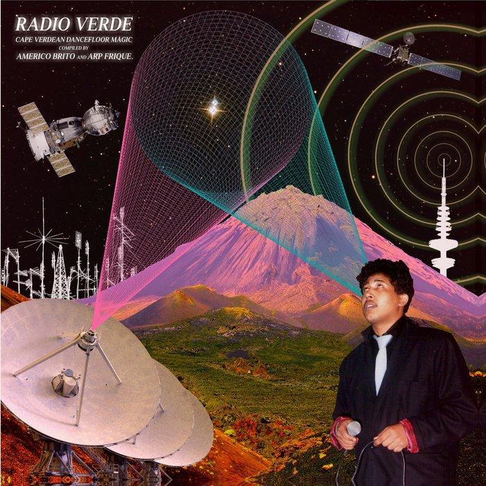 VARIOUS - Radio Verde (Compiled by Arp Frique & Americo Brito)