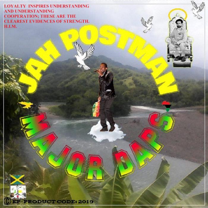 MAJOR DAPS - JAH POSTMAN