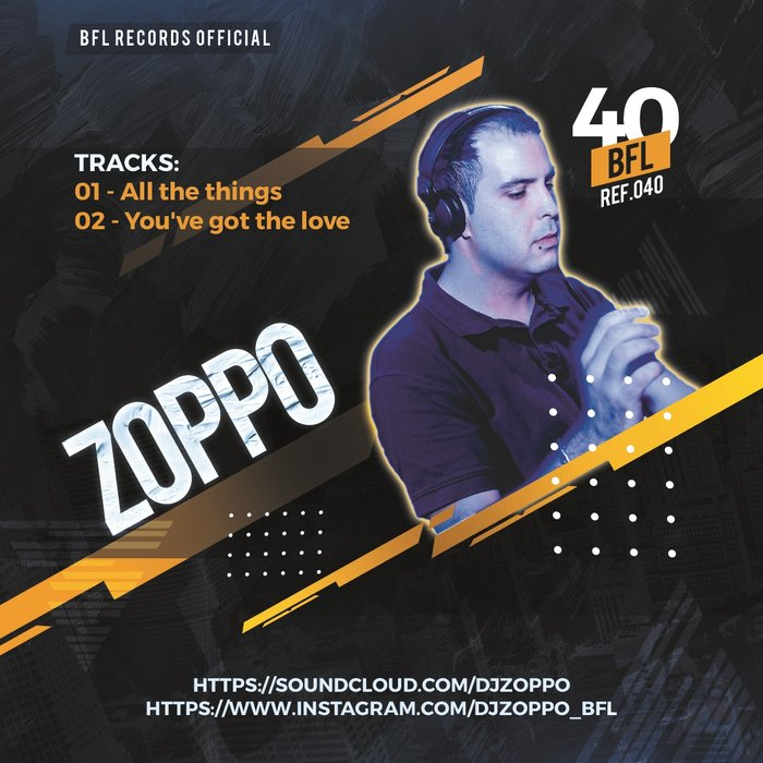 DJ ZOPPO - All The Things