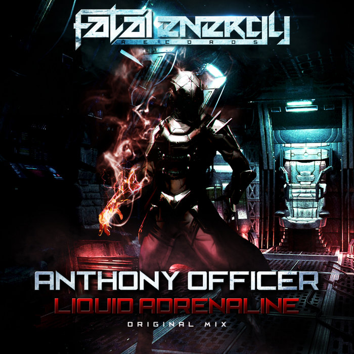 ANTHONY OFFICER - Liquid Adrenaline