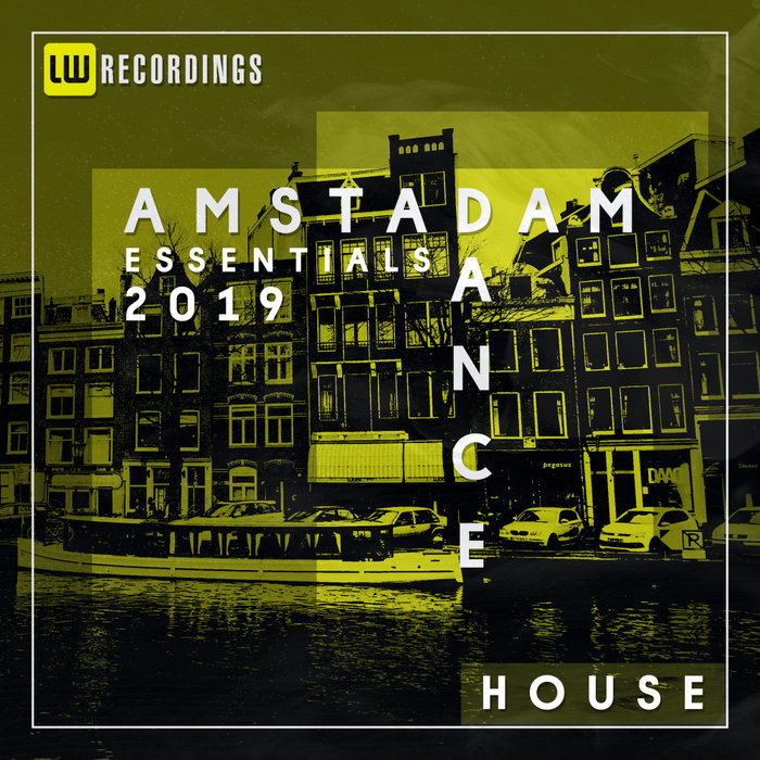 VARIOUS - Amsterdam Dance Essentials 2019 House