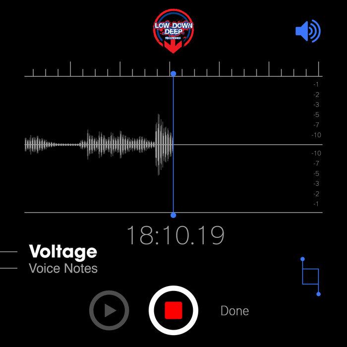 VOLTAGE - Voice Notes