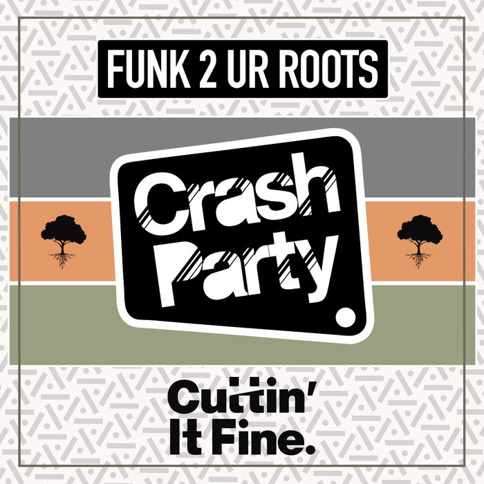CRASH PARTY - Funk 2 Ur Roots