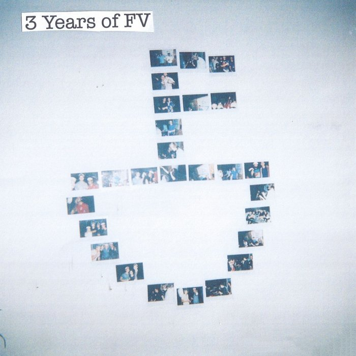 VARIOUS - 3 Years Of FV