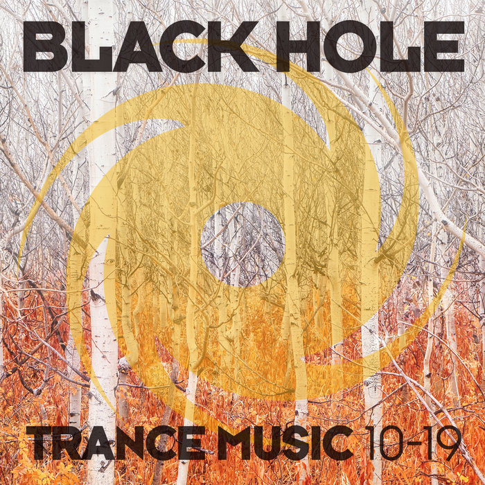VARIOUS - Black Hole Trance Music 10-19