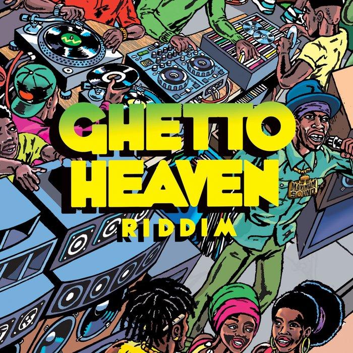 VARIOUS - Ghetto Heaven Riddim