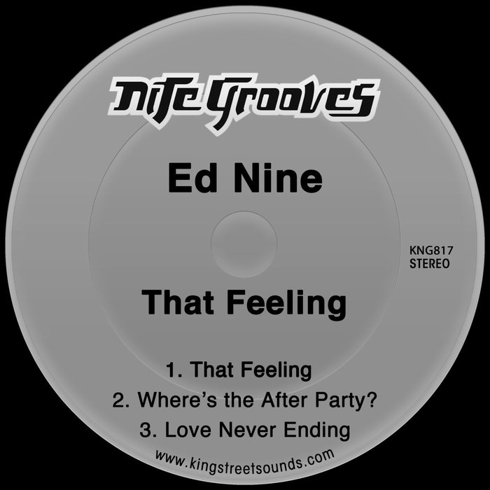 ED NINE - That Feeling