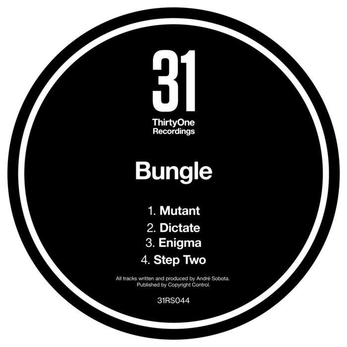 BUNGLE - Mutant EP