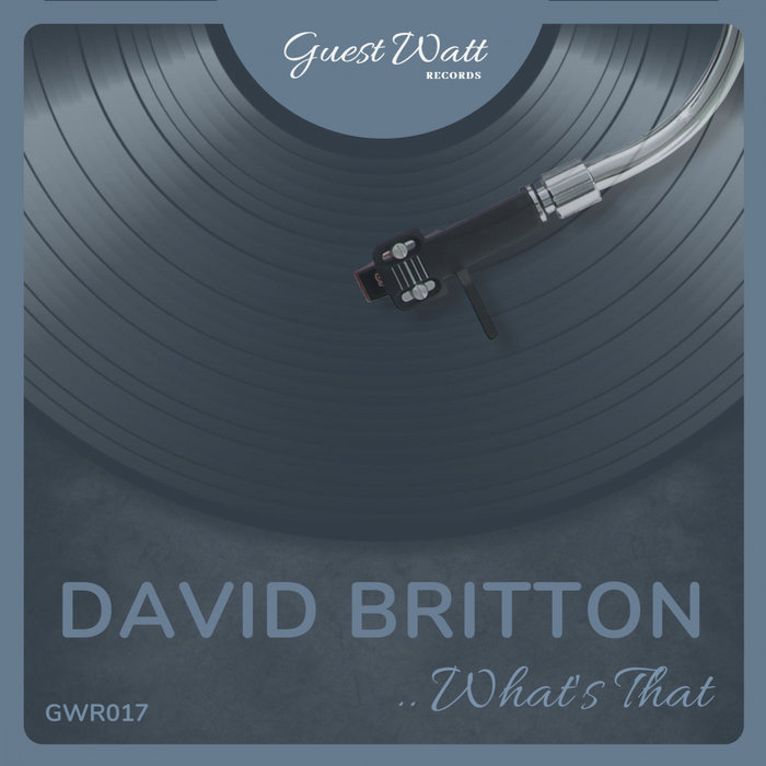 DAVID BRITTON - What's That!