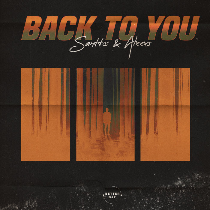 SANTTOS/ALEEXS - Back To You (Extended Mix)