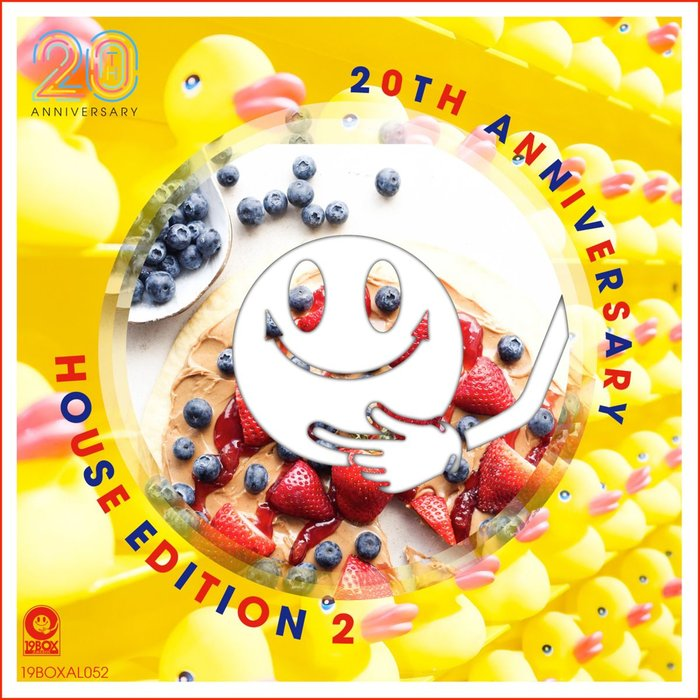 VARIOUS - 20th Anniversary House Edition 2