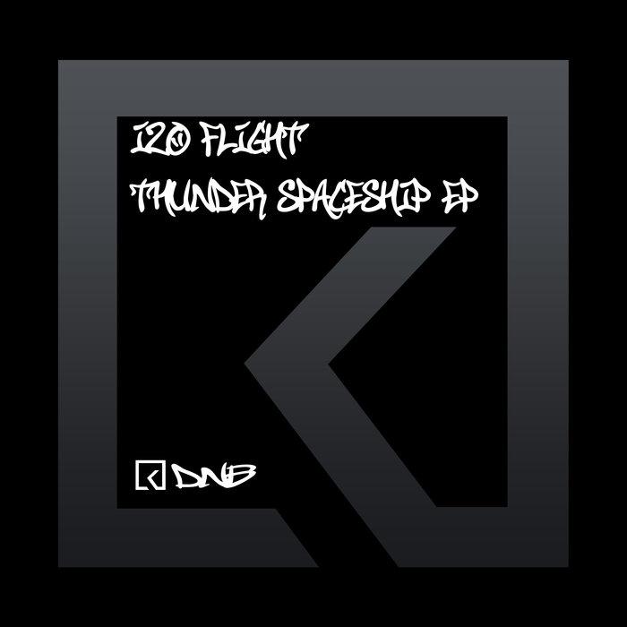 IZO FLIGHT - Thunder Spaceship EP