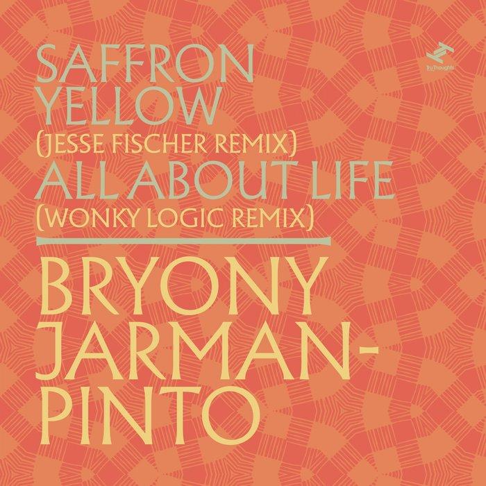 BRYONY JARMAN-PINTO - Saffron Yellow